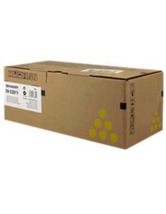 Sharp DXC20TY värikasetti 1 kpl Alkuperäinen Keltainen Sharp DXC20TY - 1