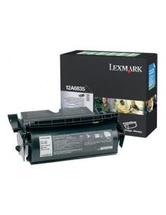 Lexmark T52X High Yield Return Program Print Cartridge (20K) Alkuperäinen Musta Lexmark 12A7344 - 1