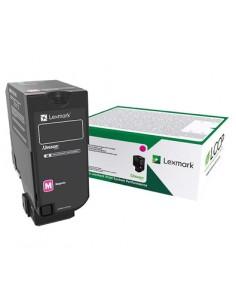 Lexmark 75B20M0 toner cartridge 1 pc(s) Original Magenta Lexmark 75B20M0 - 1