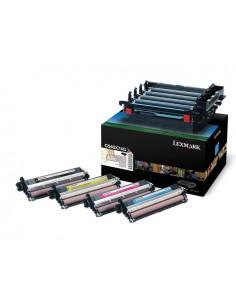 Lexmark C540X74G värikasetti Alkuperäinen Musta, Syaani, Magenta, Keltainen Lexmark C540X74G - 1