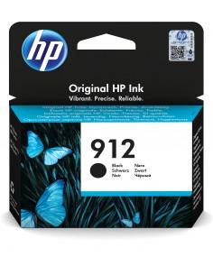 HP 912 1 kpl Alkuperäinen Perusvärintuotto Musta Hq 3YL80AE - 1