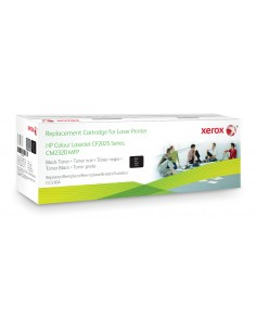 Xerox Black . Equivalent to HP CC530A. Compatible with Colour LaserJet CM2320 MFP, CP2020/CP2025 Xerox 003R99792 - 1