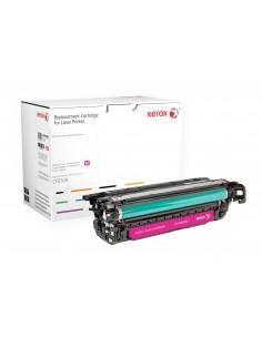 Xerox , magenta. Vastaa tuotetta HP CF033A. Yhteensopiva avec Colour LaserJet CM4540 MFP-tulostimen kanssa Xerox 006R03006 - 1