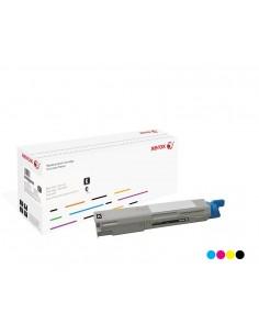 Xerox Värikasetti, syaani. Vastaa tuotetta Oki 43459371. Yhteensopiva avec C3520 MFP/C3530 MFP, MC350/MC360-tulostimen kanssa Xe