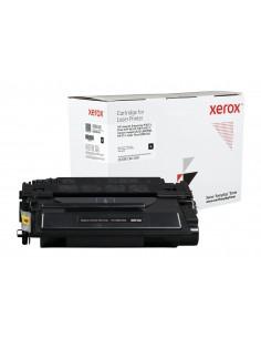 Xerox Mustavalko Everyday- Xeroxilta, HP CE255X/ CRG-324II -yhteensopiva, 12500 sivua- (006R03628) Xerox 006R03628 - 1