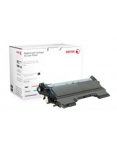 Xerox Värikasetti, musta. Vastaa tuotetta Brother TN2220. Yhteensopiva avec DCP-7060D, DCP-7065DN, HL-2240/2240D, 2250DN Xerox 1
