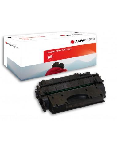 AgfaPhoto APTHP505XE värikasetti Musta 1 kpl Agfaphoto APTHP505XE - 1