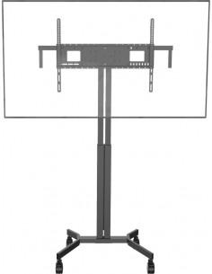 "Vision VFM-F31/WXL monitorin kiinnike ja jalusta 2.29 m (90"") Musta Vision VFM-F31/WXL - 1"