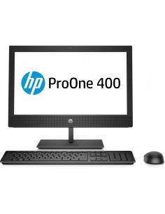 "HP ProOne 400 G4 50.8 cm (20"") 1600 x 900 pixels 8th gen Intel® Core™ i5 8 GB DDR4-SDRAM 256 SSD Windows 10 Pro Wi-Fi 5 Hp 4NT80"