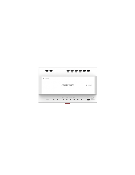 Hikvision Digital Technology DS-KIS702 puhelinjärjestelmien lisävaruste Hikvision DS-KIS702 - 3