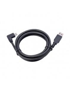 Jabra 14202-09 USB-kaapeli 2.0 USB A Musta Jabra 14202-09 - 1