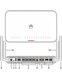 Huawei Ar617vw, 1*ge Combo Wan, 4*ge Lan, 1*vdsl2, 2*fxs, 1*usb Huawei 50010480 - 1