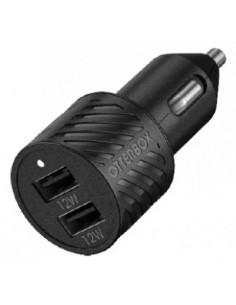 Otterbox Car Charger Bundle 2x Cabl Usb A 12w + Usb Ausb C Cable Otterbox 78-52699 - 1