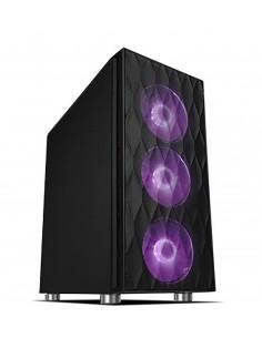Cooltek Eins RGB Midi Tower Musta Cooltek CT ER - 1
