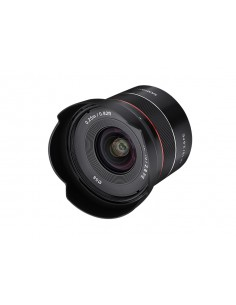 Samyang AF 18mm F2.8 FE MILC Laajakulmaobjektiivi Musta Samyang 22841 - 1