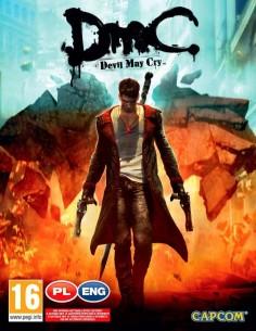 Capcom Act Key/dmc: Devil May Cry Capcom 757486 - 1