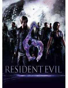 Capcom Resident Evil 6 PC Perus Englanti Capcom 758779 - 1