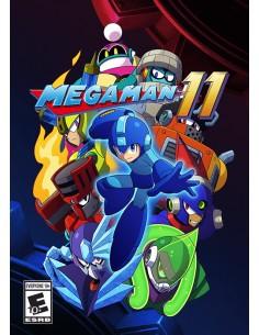 Capcom Mega Man 11 PC Perus Englanti Capcom 861131 - 1