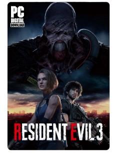 Capcom Resident Evil 3 PC Perus Englanti Capcom 861163 - 1