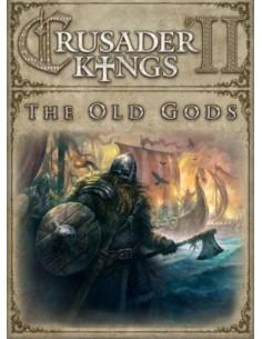 Paradox Interactive Crusader Kings II: The Old Gods, PC/MAC/Linux Videopelin ladattava sisältö (DLC) PC/Mac Englanti Paradox Int