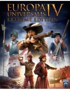 Paradox Interactive Europa Universalis IV: Extreme Edition, PC/MAC/Linux PC/Mac Englanti Paradox Interactive 763502 - 1