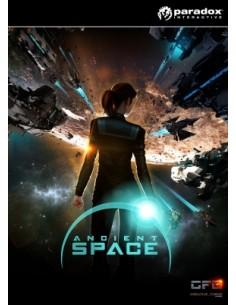 Paradox Interactive Ancient Space, PC/Mac Perus Englanti Paradox Interactive 784048 - 1