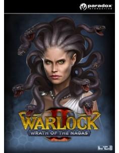 Paradox Interactive Act Key/warlock 2:wrath Of The Nagas-d Paradox Interactive 787516 - 1