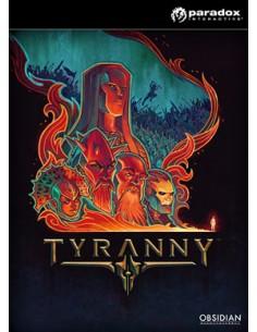 Paradox Interactive Tyranny - Commander Edition, PC PC/Mac/Linux Paradox Interactive 818230 - 1