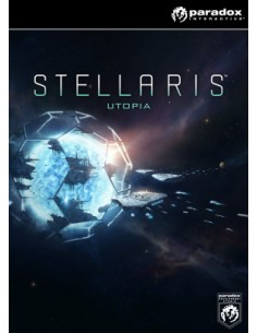 Paradox Interactive Stellaris: Utopia Videopelin ladattava sisältö (DLC) PC/Mac/Linux Paradox Interactive 822881 - 1