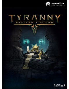 Paradox Interactive Act Key/tyranny - Bastard's Wound Paradox Interactive 827558 - 1