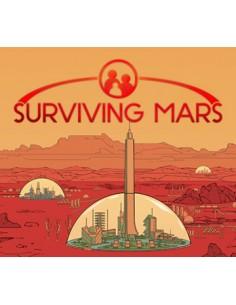 Paradox Interactive Act Key/surviving Mars Deluxe Edition Paradox Interactive 833557 - 1