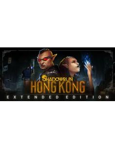Paradox Interactive Shadowrun: Hong Kong - Extended Edition PC/Mac/Linux Englanti Paradox Interactive 845162 - 1