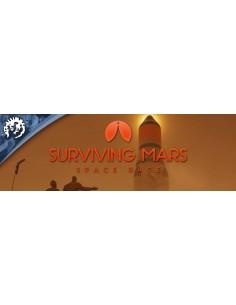Paradox Interactive Act Key/surviving Mars Space Race Paradox Interactive 846962 - 1