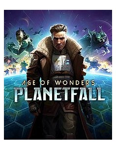 Paradox Interactive Age of Wonders: Planetfall - Season Pass PC Kausikortti Paradox Interactive 854347 - 1