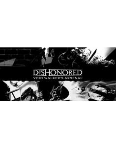 Bethesda Dishonored - Void Walker Arsenal Videopelin ladattava sisältö (DLC) MAC Englanti Bethesda Softworks 762978 - 1