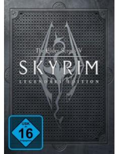 Bethesda The Elder Scrolls V: Skyrim Legendary Edition PC Legacy Saksa Bethesda Softworks 763137 - 1