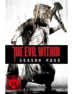 Bethesda The Evil Within - Season Pass PC Perus+DLC Saksa Bethesda Softworks 786060 - 1