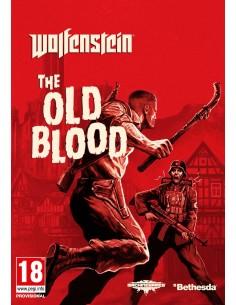 Bethesda Wolfenstein: The Old Blood PC Perus+DLC Englanti Bethesda Softworks 792184 - 1