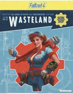 Bethesda Fallout 4 - Wasteland Workshop Videopelin ladattava sisältö (DLC) PC Monikielinen Bethesda Softworks 807268 - 1