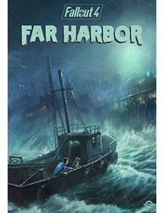 Bethesda Fallout 4 - Far Harbor Videopelin ladattava sisältö (DLC) PC Bethesda Softworks 807280 - 1