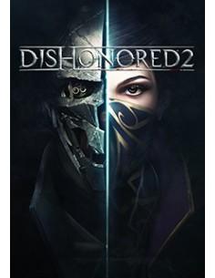 Bethesda Dishonored 2 PC Perus Bethesda Softworks 810052 - 1