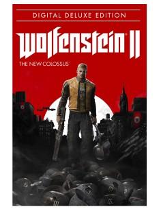 Bethesda Wolfenstein II: The New Colossus - Deluxe Edition PC Englanti Bethesda Softworks 824974 - 1