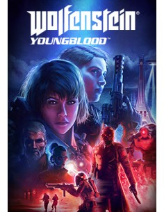 Bethesda Wolfenstein: Youngblood PC Perus Bethesda Softworks 851080 - 1