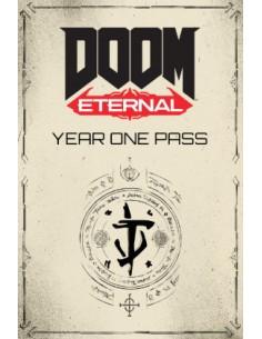 Bethesda Softworks Act Key/doom Eternal - Year One Pass Bethesda Softworks 861335 - 1