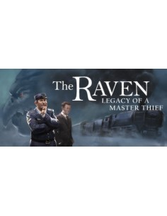 THQ Nordic The Raven: Legacy of a Master Thief Digital Deluxe Edition PC/Mac/Linux Englanti Thq Nordic 763453 - 1