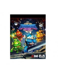Thq Nordic Act Key/super Dungeon Bros Thq Nordic 818490 - 1
