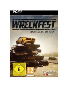 THQ Nordic Wreckfest PC Perus Thq Nordic 837595 - 1