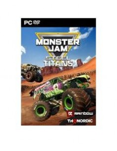 THQ Nordic Monster Jam Steel Titans PC Perus Thq Nordic 852961 - 1