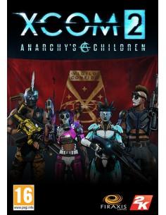 2k Games Act Key/xcom 2 - Anarchy's Children 2k Games 807236 - 1
