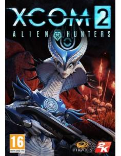 2K XCOM 2 Alien Hunters DLC PC Videopelin ladattava sisältö (DLC) 2k Games 808947 - 1